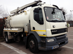 waste collection from envirotruck
